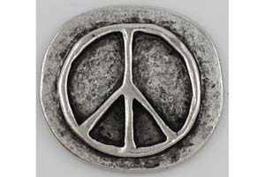 Peace pocket stone