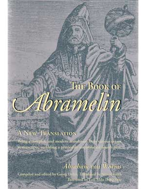 Book of Abramelin (hc) by Abraham von Worms (tran)
