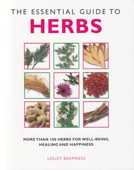Essential Guide to Herbs by Lesley Bremness