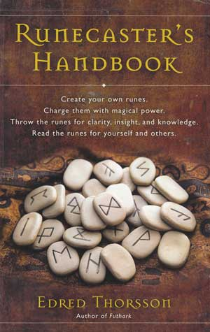 Runecaster`s Handbook by Edred Thorsson