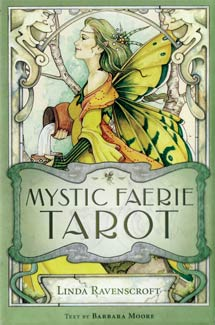 Mystic Faerie (book and deck) by Ravenscroft/ Moore