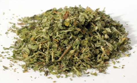 Damiana Leaf cut 1oz 1618 gold