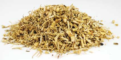1 Lb Dog Grass Root (couchgrass) cut