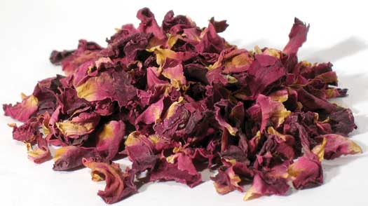 Rose Red Buds & Petals 1oz 1618 gold