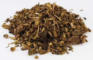 Yellowdock Root cut 1oz 1618 gold