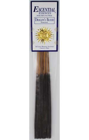 Dragon`s Blood Escential Essences Incense Sticks