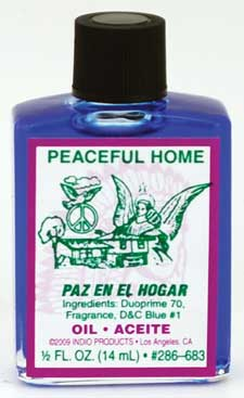 Peaceful Home Oil 4 dram