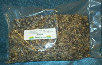 1lb Quick Money spell mix