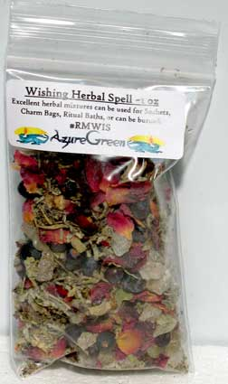 1Lb Wishing spell mix