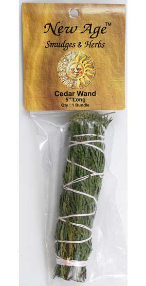 Small Cedar Smudge Stick