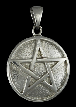 "Solid Pentagram - Measures 1""."
